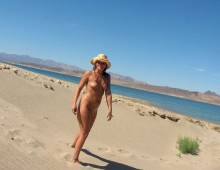 belle nudiste