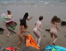 des coquines nues
