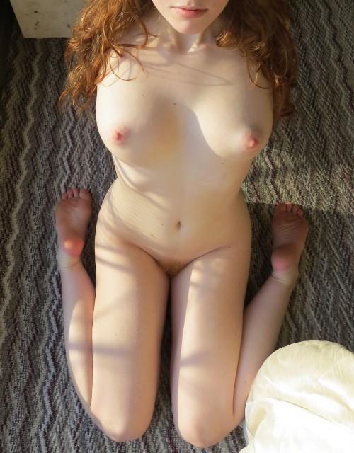 Rousse sexe nue